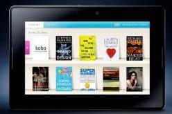 Gli eBook di Kobo preinstallati su BlackBerry PlayBook