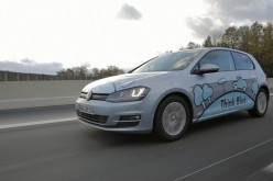"Golf da record: 2,92 l/100 km nel ""ThinkBlue. Eco Ride."""