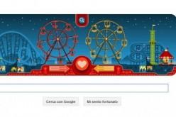 Google a San Valentino celebra l'amore e George Ferris
