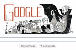 Google celebra il creatore di Dracula