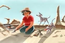 Google dedica un doodle a Mary Leakey che scoprì il primo ominide