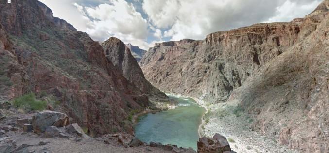 Google Maps ti porta dentro il Grand Canyon