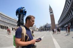 Google Street View fra le calle di Venezia