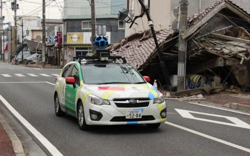 Street View di Google sa esattamente per chi voterai
