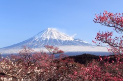 Google Street View scala il Monte Fuji