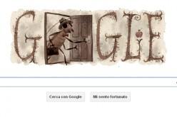 """Google: un doodle """"kafkiano"""" per l'anniversario dell'autore"""