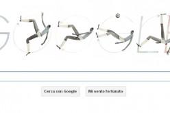 Google: un doodle per Leonidas da Silva, l'inventore della rovesciata