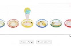 Google: un doodle per Petri, l'inventore della piastra per batteri
