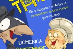 Granny and the Thief di Arianna debutta in anteprima al VIGAMUS – Video Game Museum of Rome