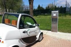 Green'UP: colonnine di ricarica per veicoli elettrici installate presso la Provincia di Varese