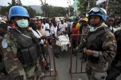 Haiti accusa i Caschi Blu dell'ONU di aver portato il colera