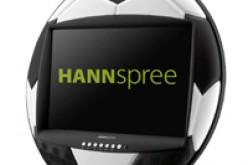HANNspree pensa ai Mondiali 2010