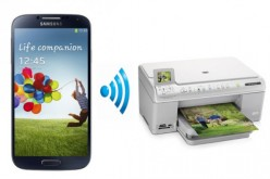 HP e Samsung lanciano una nuova soluzione di stampa mobile