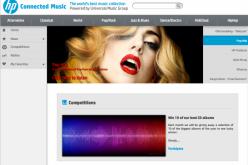 HP lancia HP Connected Music in collaborazione con Universal Music Group