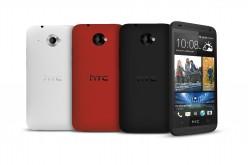 HTC presenta i nuovi modelli di fascia media Desire 601 e Desire 300