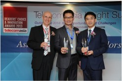 Huawei premiata per le innovative soluzioni Small-cell, Cloud and Managed Services