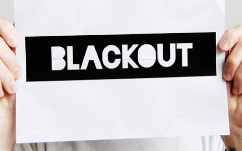 Il black out di Aruba in tempo reale su Twitter