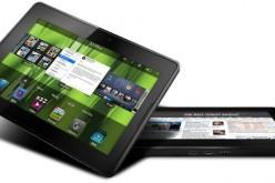Il BlackBerry PlayBook OS 2.0 in anteprima al CES