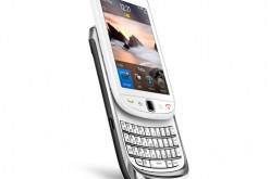 Il BlackBerry Torch si veste di bianco
