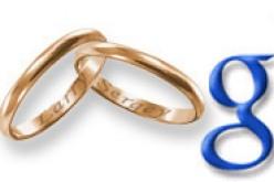 Il matrimonio ai tempi di Google
