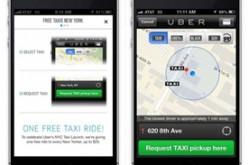Il Taxi di lusso si chiama con Uber