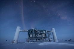 Il telescopio IceCube scopre i neutrini generati fuori dal Sistema Solare