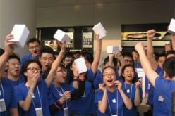 In Cina l'iPhone piace a tutti…anche ai morti