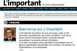 In Francia nasce L'Important, il giornale dove le news arrivano da Twitter
