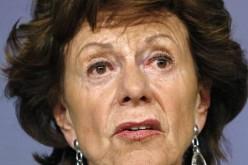 In pericolo il mercato unico digitale sognato da Neelie Kroes