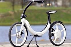 In Piemonte il vigile usa la bici elettrica