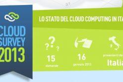 Infografica. Solo il 29% dei professionisti IT italiani attua strategie cloud
