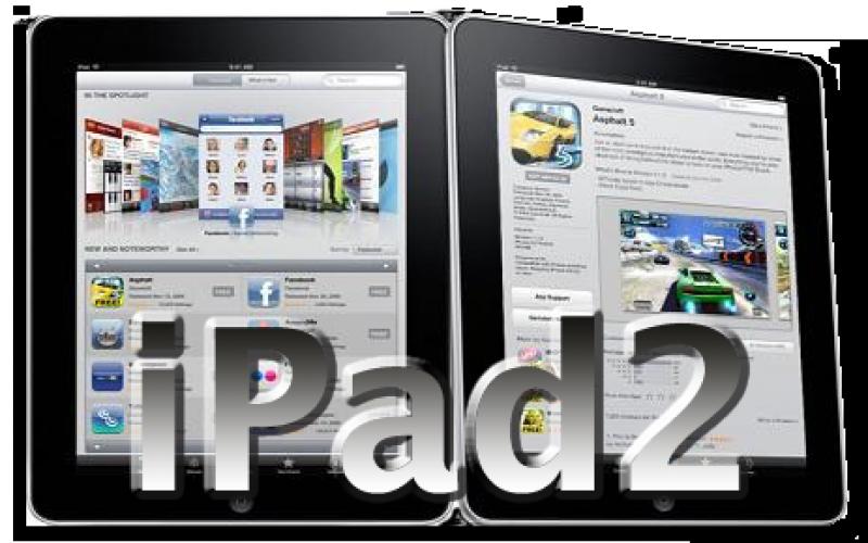 iPad 2: il nuovo tablet è in arrivo