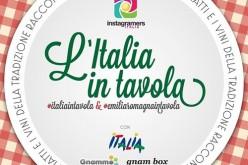 #italiaintavola: i sapori della tavola che piacciono agli italiani