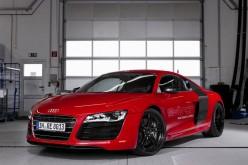 La Audi R8 e-tron segna il record al Nürburgring