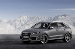 La Audi RS Q3: il SUV compatto ad alte prestazioni