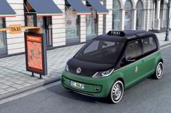 La concept car Milano Taxi