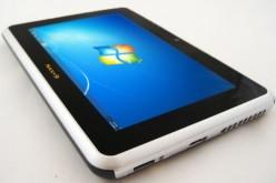 La dimensione aziendale del tablet Windows