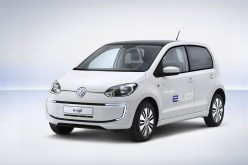 La e-up! alla conferenza sul bilancio del Gruppo Volkswagen