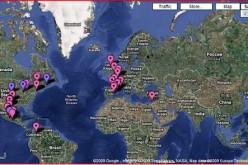 La febbre suina su Google Maps