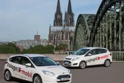 La Ford C-MAX Energi plug-in ibrida partecipa a uno studio sulla mobilità elettrica nelle città del domani