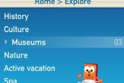 La guida turistica sbarca sul cellulare
