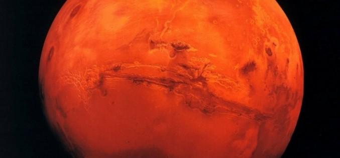 Vita su Marte, rilevate nuove molecole organiche