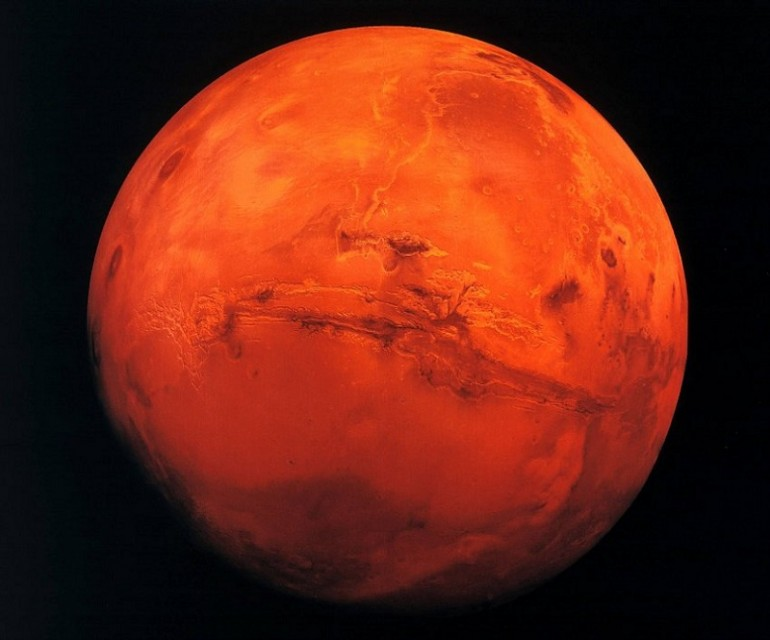 Marte, la sonda Insight è atterrata con successo