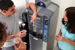 La pausa caffè riduce lo stress fra colleghi