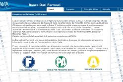 L'Aifa crea un database online unico per i farmaci