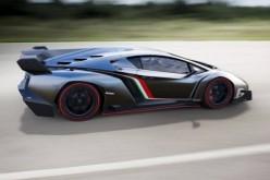 Lamborghini Veneno: solo tre esemplari per un bolide da 355 km/h