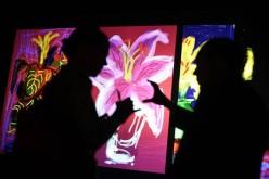 L'arte di David Hockney, l'iPad diventa una tela
