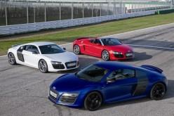 Le Audi R8 Coupé e R8 Spyder: ancora più dinamiche