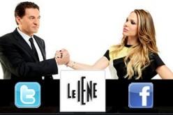 Le Iene protagoniste assolute della Social TV