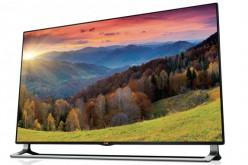 LG Electronics va oltre l'alta definizione con i nuovi TV ultra HD